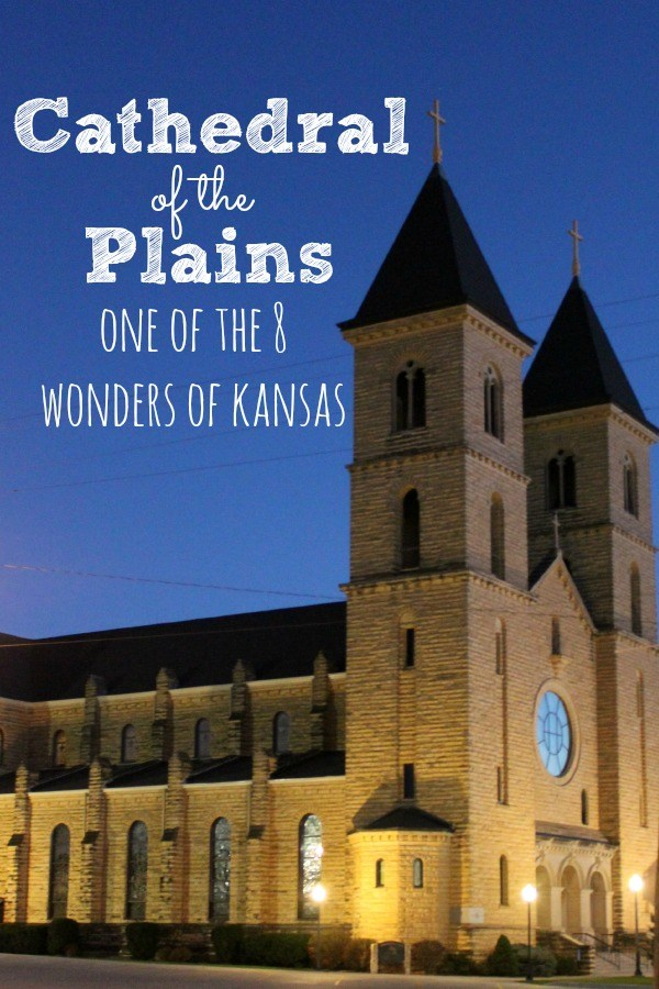 Cathedral of the Plains one of the 8 wonders of Kansas