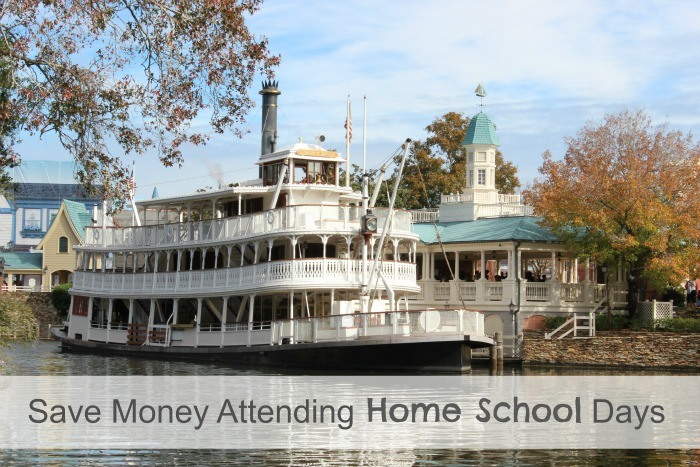 Save Money Attending Home School Days