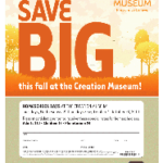Homeschoolers SAVE Big at the Creation Science Museum in KY