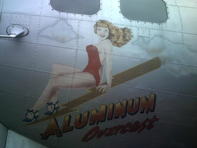 B-17 Aluminum Overcast will tour throughout the United States this year and will be open for walk-throughs and flights.
