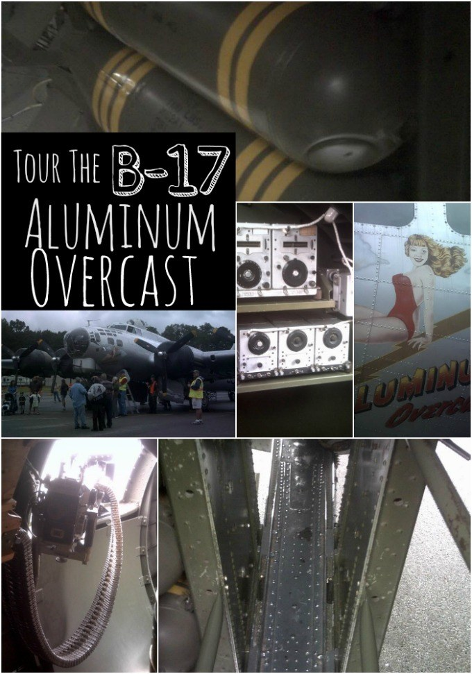 Tour the Historic WWII B-17 Aluminum Overcast