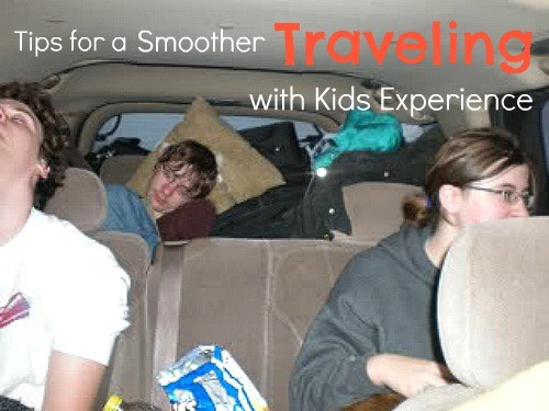 Tips for a Smoother Traveling with Kids Experience