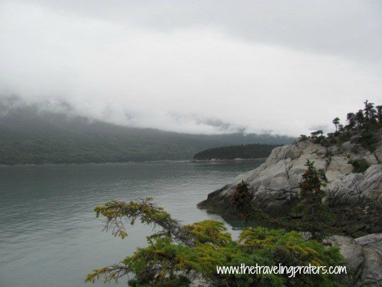 Yakutania Point in Skagway Alaska