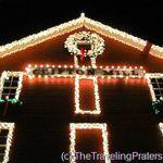 The Legendary Lights of Clifton Mill near Dayton