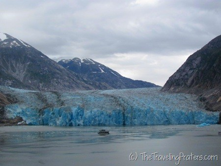 Glacier Endicott Arm
