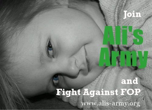 Join Ali's Army and Fight Against FOP