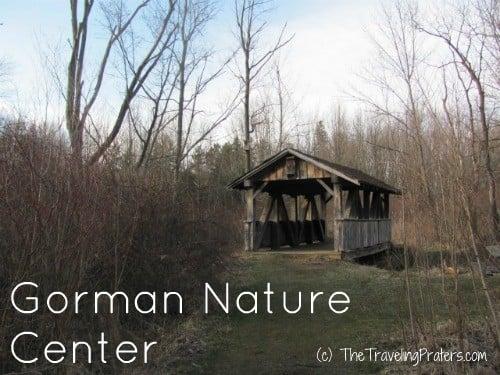 Gorman Nature Center Lexington Ohio