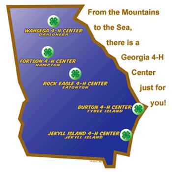 Georgia 4-H Centers