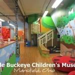 Little Buckeye Children's Museum- Mansfield, Ohio