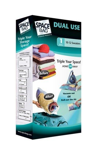 Maximize Space in your RV with Space Bag®  Dual-Use Bags