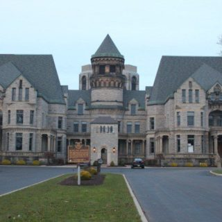 The Ohio State Reformatory, only one of the things to do in Ohio.