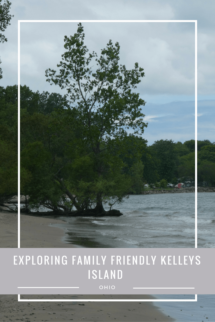 Exploring Family Friendly Kelleys Island on Ohio's Lake Erie