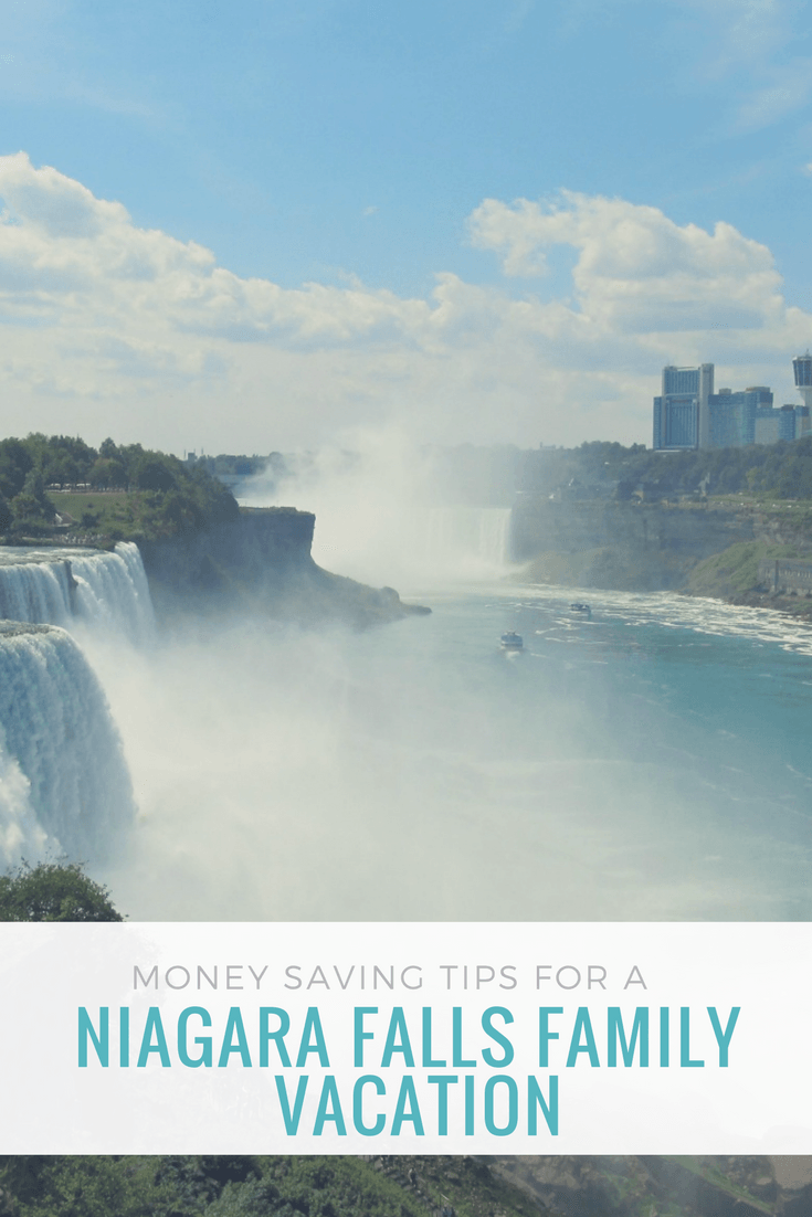 Money Saving Tips for a Niagara Falls Family Vacation