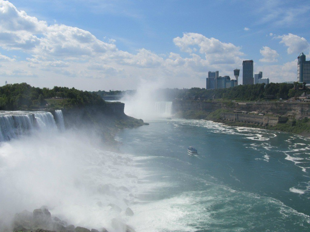 Niagara Falls Family Vacation on the American Side