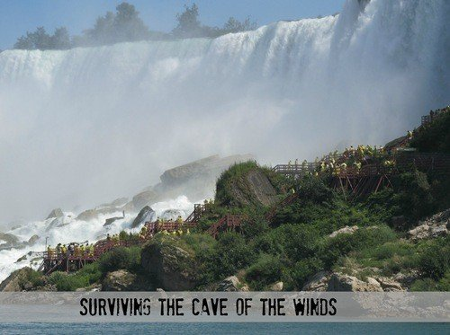 Surviving the Cave of the Winds