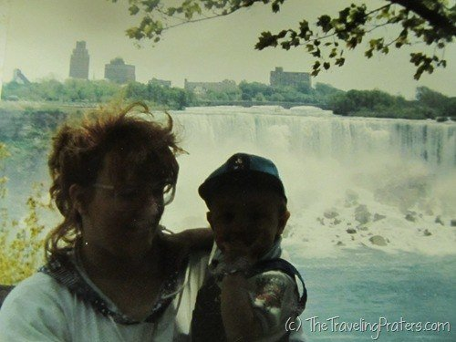 First trip to Niagara Falls
