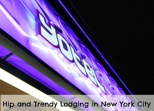 The YOTEL: Hip and Trendy Lodging in New York City