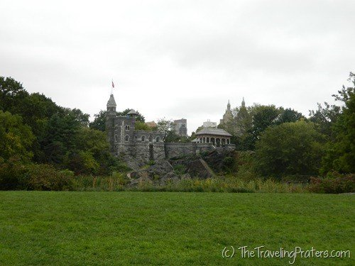 Belvedere Castle in Central Park