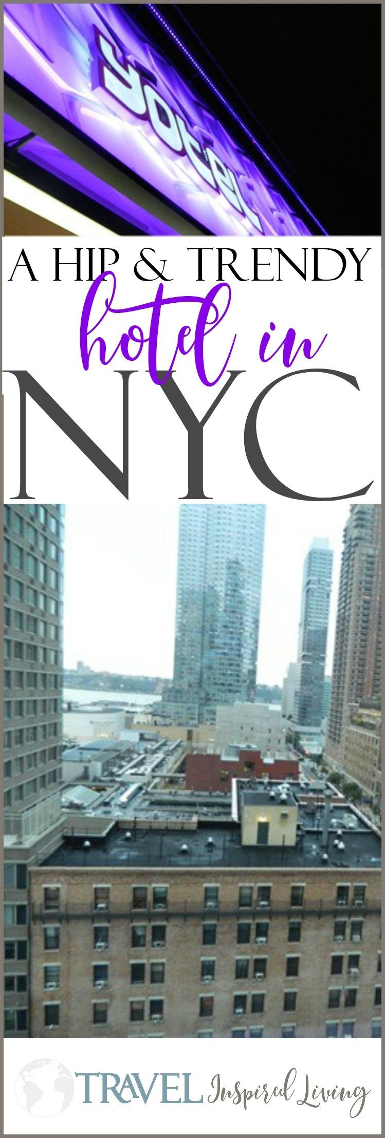 The yotel hip and trendy lodging in new york city for Hippest hotels in nyc