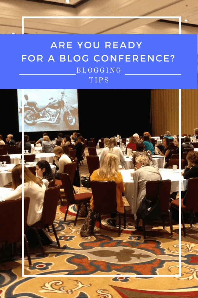 Are you ready for your first blog conference? Here are a few things you should know before you go.