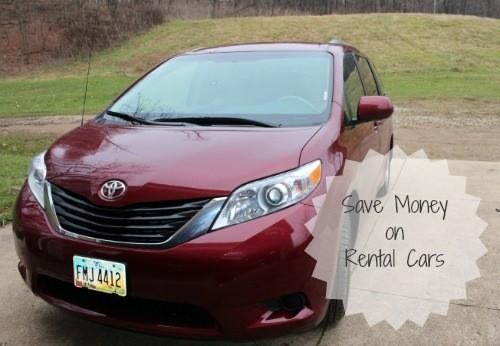 Save Money on Rental Cars