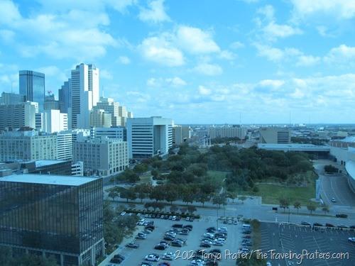 Omni Hotel in Dallas