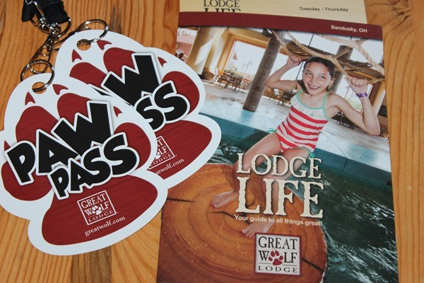 Paw Pass at Great Wolf Lodge