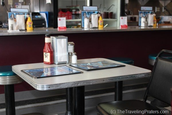 Inside the Coney Island Diner