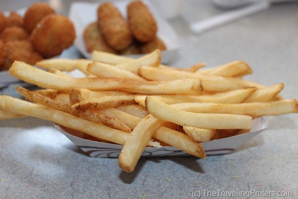 French Fries from Coney Island Diner