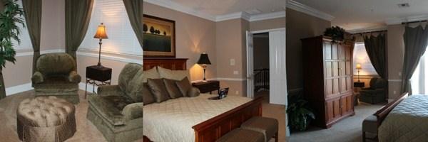 Master Suite Global Resort Homes