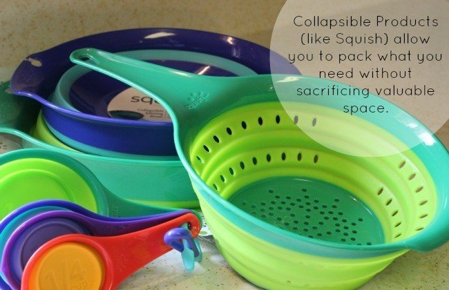Collapsible products