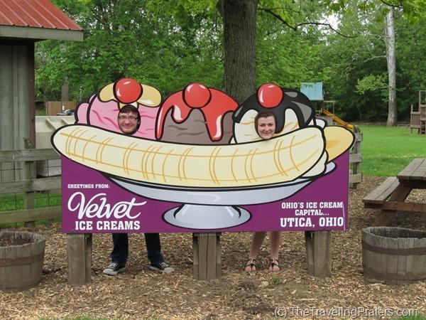 Velvet Ice Cream Factory Ye Olde Mill