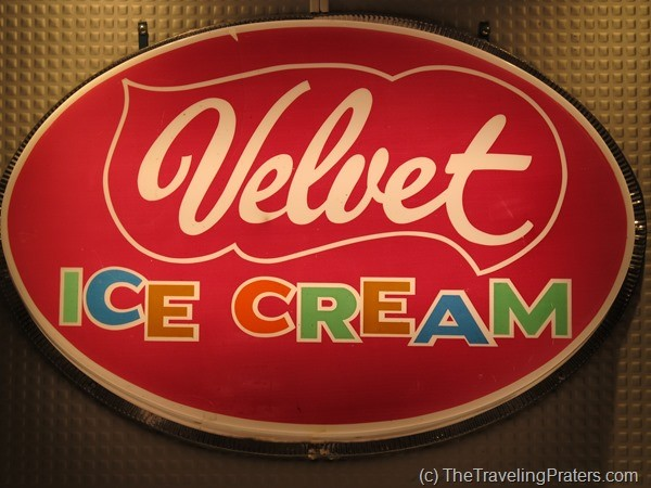 Velvet Ice Cream Factory at Ye Olde Mill
