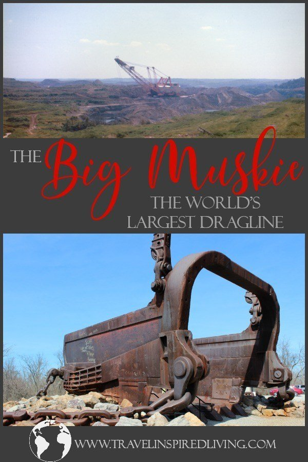 The Big Muskie was the World's Largest Dragline.