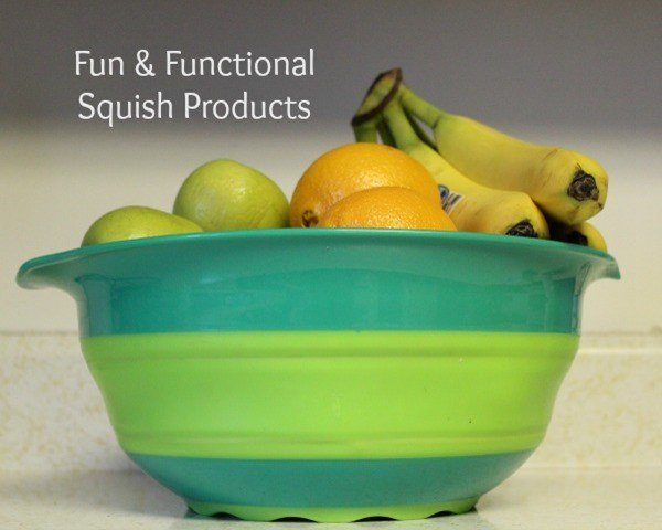 Fun and Functional Squish Products