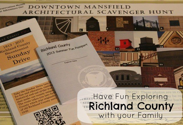 Have fun Exploring Richland County with your Family