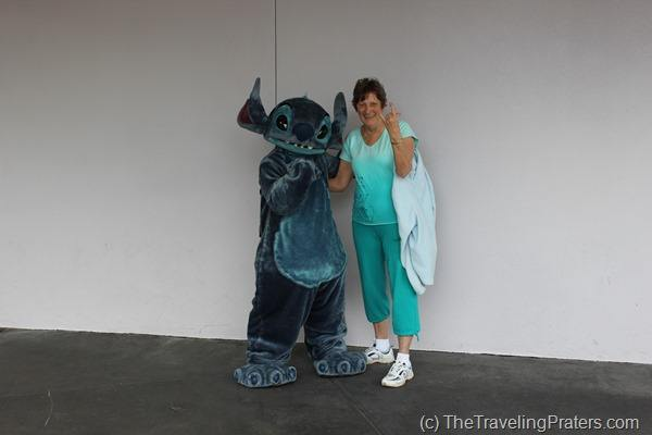 Taking my Mother-in-Law to Disney