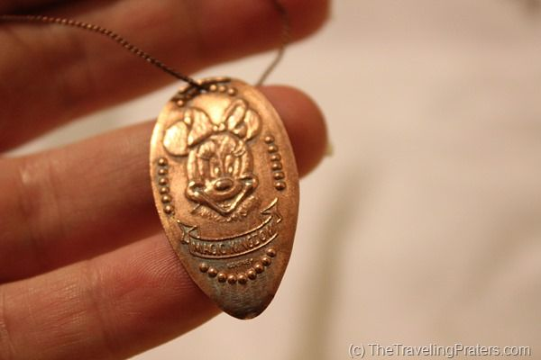 Disney Pressed Penny Jewelry