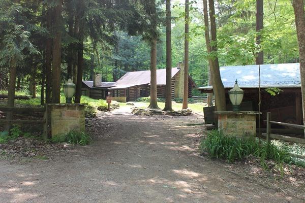 Pugh Cabin at Malabar Farm State Park