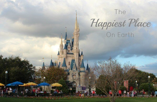 Walt Disney World- The Happiest Place on Earth - Best of the USA Blog Hop