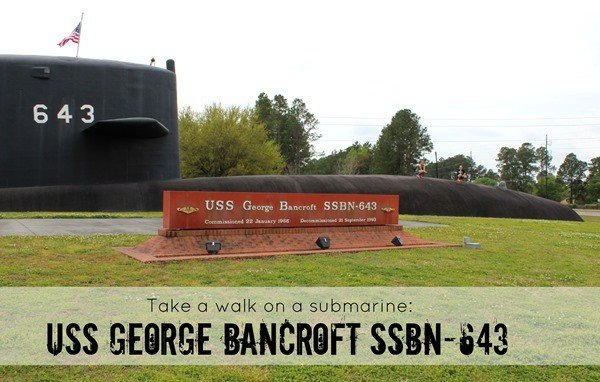 USS George Bancroft Roadside Attraction
