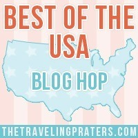 Best of the USA blog hop