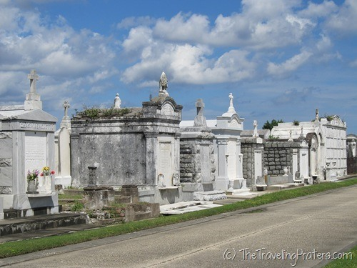 Cemeteries in New Orleans