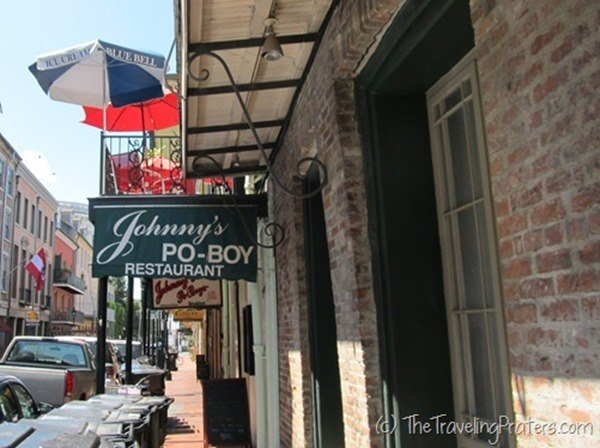 The Best of the USA Johnnys Po Boys