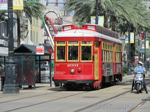 Best of the USA New Orleans Trolley