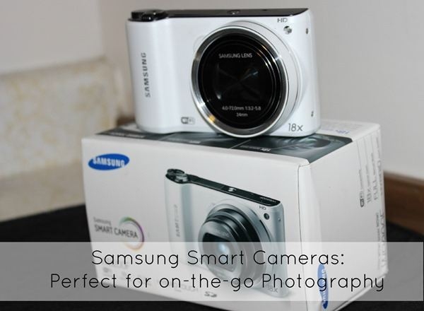 Samsung Smart Cameras: Perfect for on-the-go photography