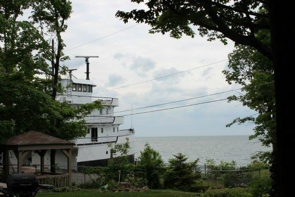 the benson boat house
