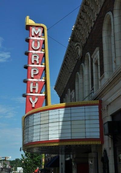 Murphy Theater in Clinton County Ohio