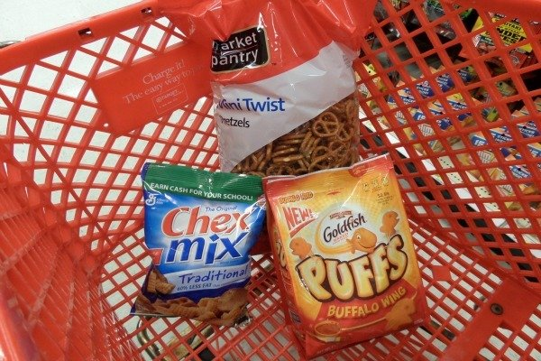 Teens Snacks from Target