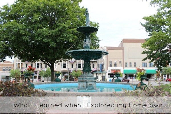 What I Learned when I Explored my Hometown